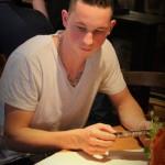 Jay Zett erste Autogrammstunde